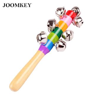for Baby Kid Pram Crib Shake Rattle Toy Promoting kids' Coordinate Ability Chic