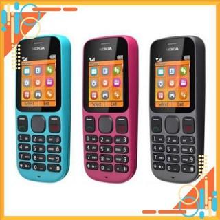 ĐIỆN THOẠI NOKIA 101 Chính hãng [ Khuyễn mãi ] – Bảo hành 12 Tháng – Nokia 2 sim Giá rẻ – Phụ Kiện : Máy , Sạc, Pin