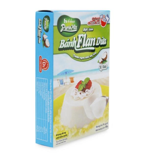 Bột làm bánh flan dừa Purin House 48g - 2498670 , 672969379 , 322_672969379 , 29000 , Bot-lam-banh-flan-dua-Purin-House-48g-322_672969379 , shopee.vn , Bột làm bánh flan dừa Purin House 48g