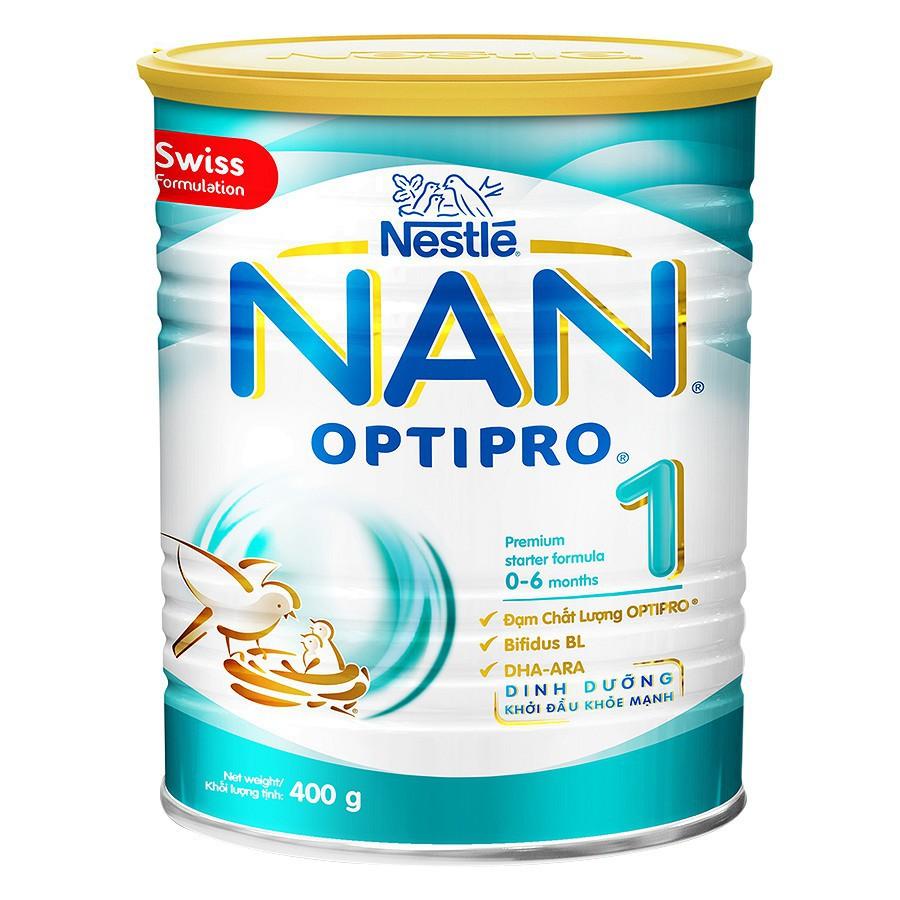 Sữa Bột Nestle NAN Optipro 1 (400g) - 3548568 , 1338053542 , 322_1338053542 , 199000 , Sua-Bot-Nestle-NAN-Optipro-1-400g-322_1338053542 , shopee.vn , Sữa Bột Nestle NAN Optipro 1 (400g)