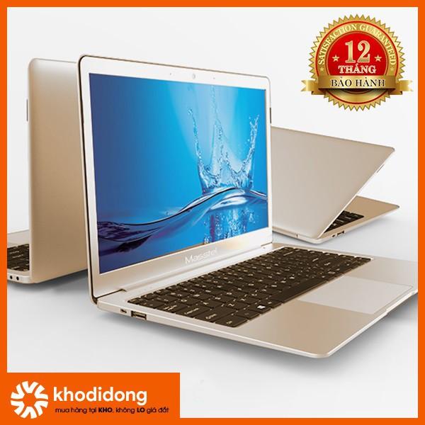 Máy tính xách tay Masstel Notebook L133 - Vỏ kim loại siêu bền, thiết kế sang trọng với 3GB RAM - 2633882 , 1163956707 , 322_1163956707 , 5490000 , May-tinh-xach-tay-Masstel-Notebook-L133-Vo-kim-loai-sieu-ben-thiet-ke-sang-trong-voi-3GB-RAM-322_1163956707 , shopee.vn , Máy tính xách tay Masstel Notebook L133 - Vỏ kim loại siêu bền, thiết kế sang