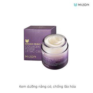 Kem dưỡng chống lão hóa đậm đặc MIZON Collagen Power Lifting Cream 75ml - 13713552 , 2110581609 , 322_2110581609 , 590000 , Kem-duong-chong-lao-hoa-dam-dac-MIZON-Collagen-Power-Lifting-Cream-75ml-322_2110581609 , shopee.vn , Kem dưỡng chống lão hóa đậm đặc MIZON Collagen Power Lifting Cream 75ml