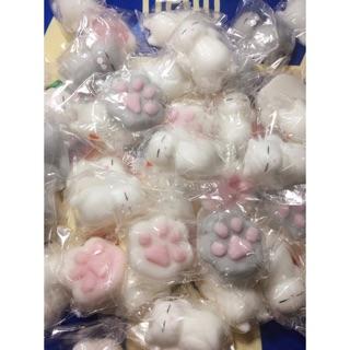squishy mèo – Mèo mochi bụng phệ =^^= Vuốt mèo siêu ngầu cute