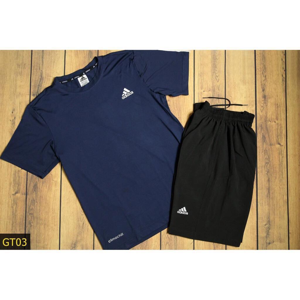 Bộ Quần Áo Adidas Cao Cấp - Bộ thể thao nam