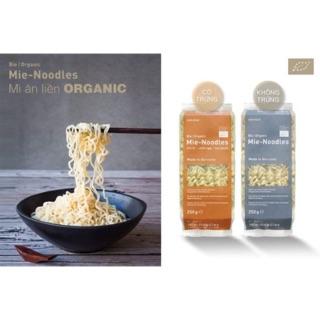 Mỳ tôm hữu cơ Alb Gold có trứng và không trứng cho bé từ 7-8m thumbnail