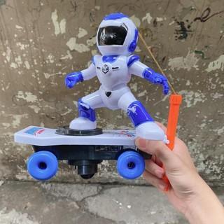 Đồ Chơi Lồng Đèn Siêu Nhân Lướt Skate