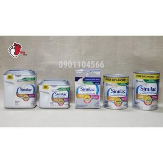 Sữa Similac Pro Advance NON-GMO – HMO 658g 873g 964g