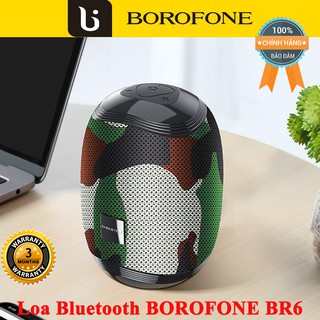 Loa bluetooth chính hãng Borofone BR6♥️Freeship♥️ Giảm 30k khi nhập MAYT30 - Loa di dộng bluetooth mini giá rẻ