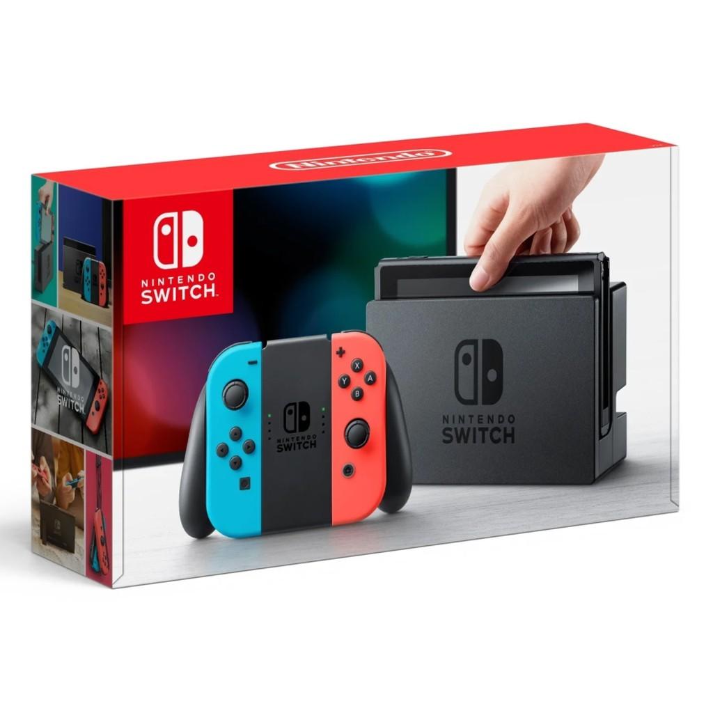 Máy game Nintendo switch likenew joycon neon/grey chính hãng 100%