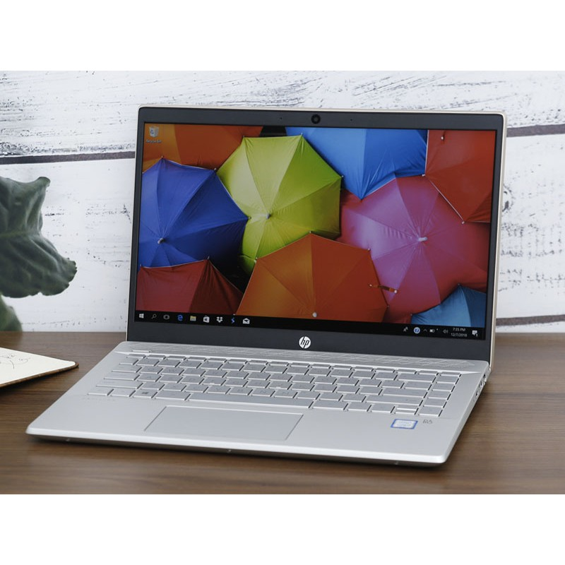 Laptop HP 14 ce0021TU i3 8130U/4GB/1TB (4MF00PA)
