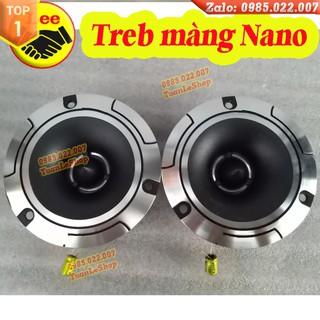 LOA TREBLE MÀNG NANO TIAO PING 9.5CM – GỒM 2 LOA