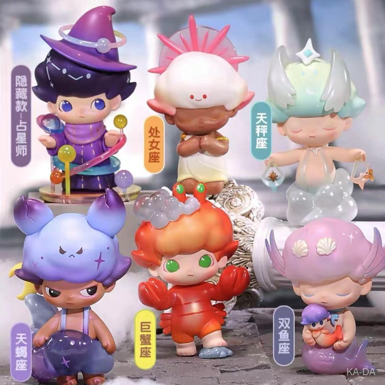 Mô hình nhân vật Popmart Bubble Mike DIMOO