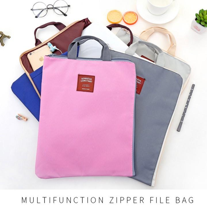 Túi đựng laptop nhỏ máy tính bảng điện thoại đồ cá nhân văn phòng macbook ipad – túi đựng tài liệu A4