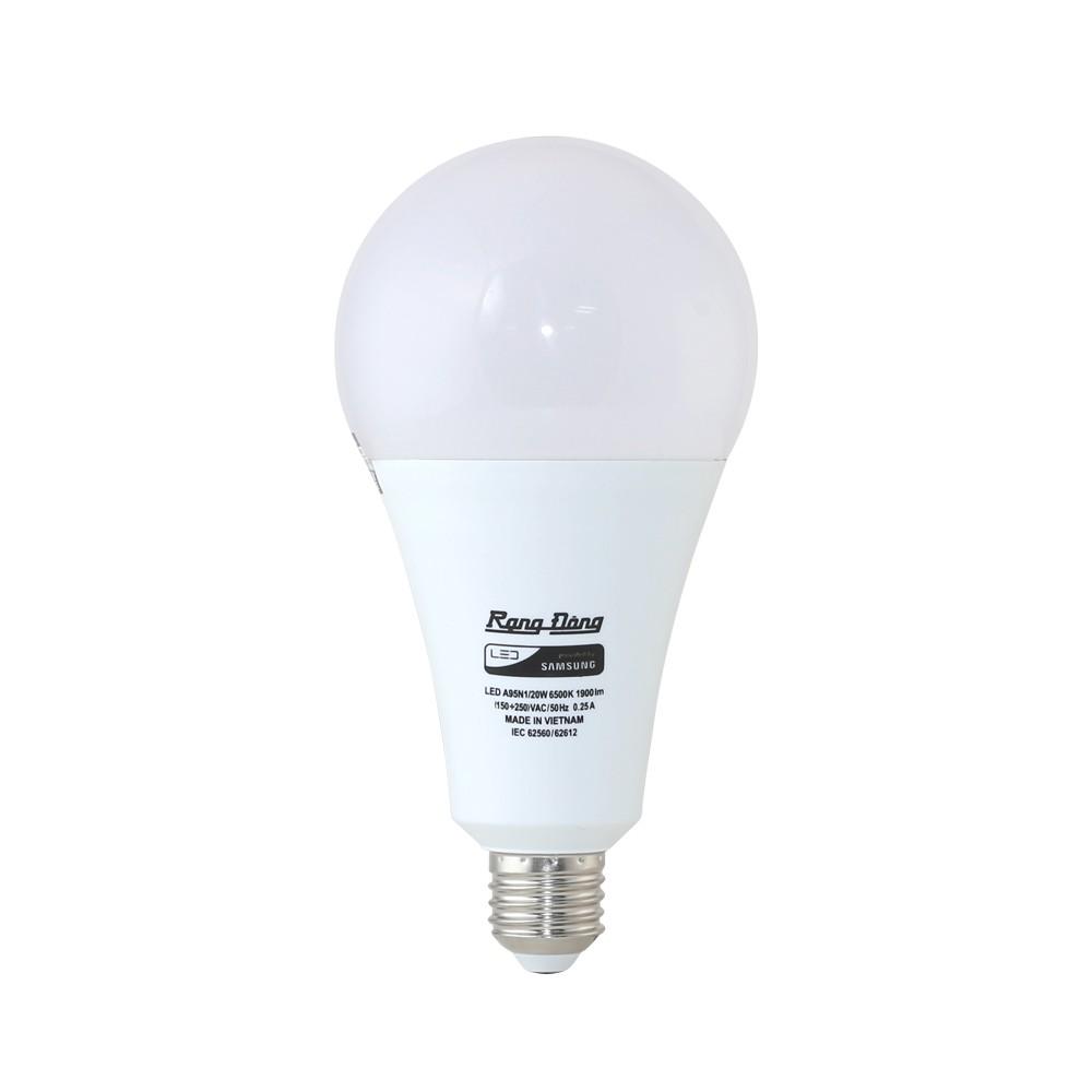 Bóng đèn LED BULB Tròn 20W A95N1/20W.H