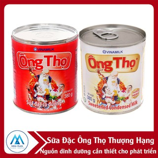Sữa đặc Ông Thọ 380gr (Hàng chuẩn, Date mới)