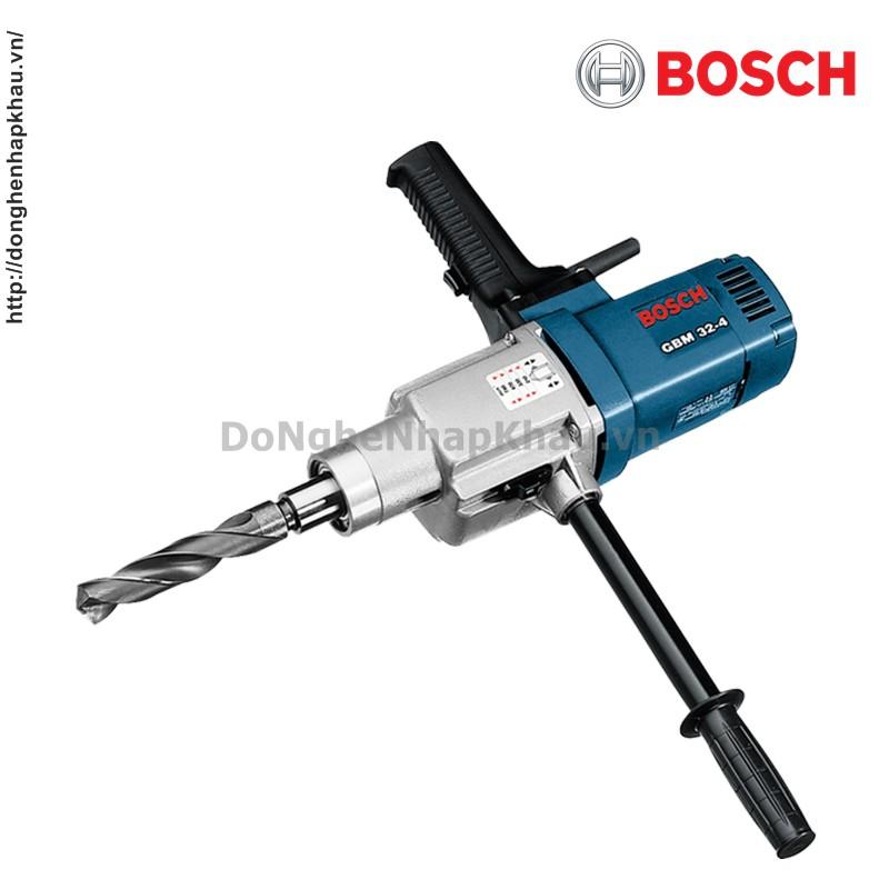 Máy Khoan Chính Hãng Bosch GBM 32-4 - 1500W - Đầu Kẹp