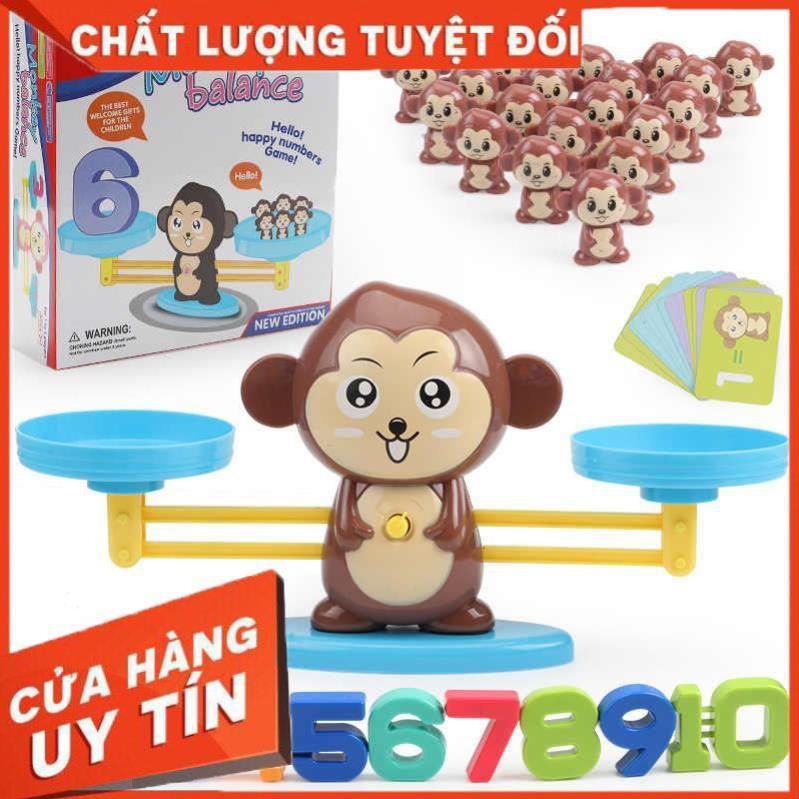 [Hàng Loại 1] Đồ chơi cho bé, đồ chơi toán học thông minh cho bé tập đếm