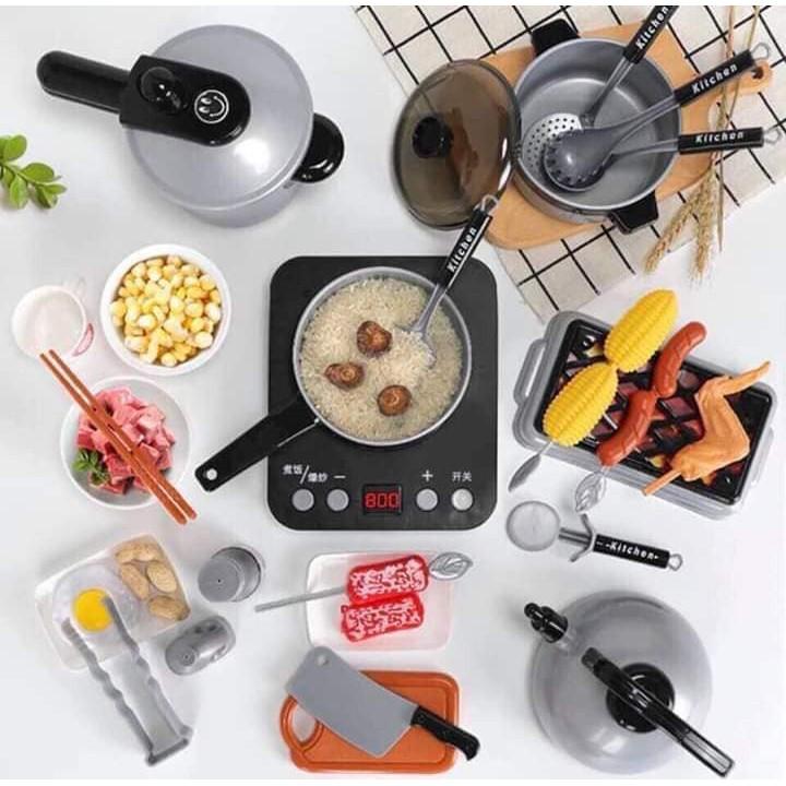[FreeShip] Bộ Nấu Ăn 36 Món Cho Bé