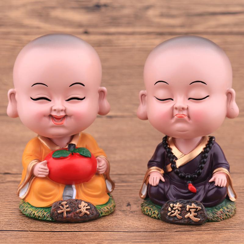 Tượng Chú Tiểu Đáng Yêu Trang Trí Xe Hơi - 21772810 , 3506201946 , 322_3506201946 , 263500 , Tuong-Chu-Tieu-Dang-Yeu-Trang-Tri-Xe-Hoi-322_3506201946 , shopee.vn , Tượng Chú Tiểu Đáng Yêu Trang Trí Xe Hơi