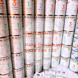 Sữa bột công thức Blackmores Úc hộp 900g