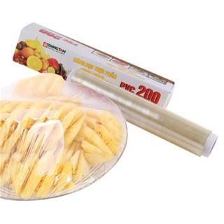 Màng bọc thực phẩm FOOD WRAP ĐỒNG TÂM 30x120