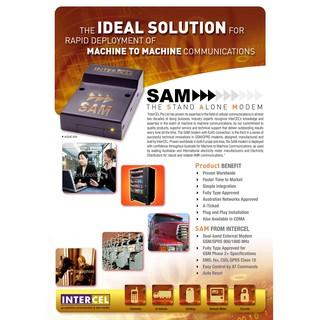 GSM Modem InterCel SAM2W THIẾT BỊ HỖ TRỢ GỬI TIN NHẮN
