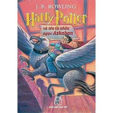 Sách Harry Potter và tên tù nhân ngục Azkaban (2015) - J. K. Rowling
