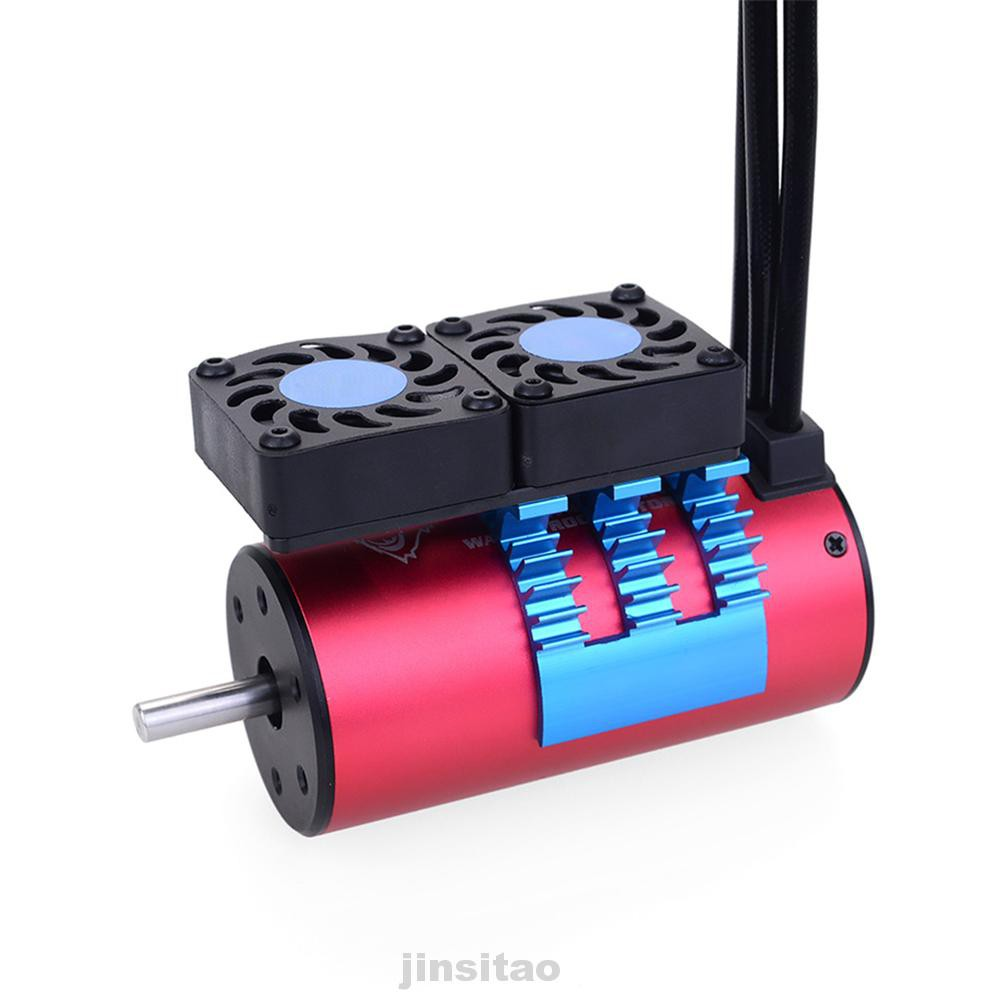 Universal Cooling Aluminum Electric Replacement Parts Protection For 1:10 RC Car Brushed Brushless Motor Heat Sink