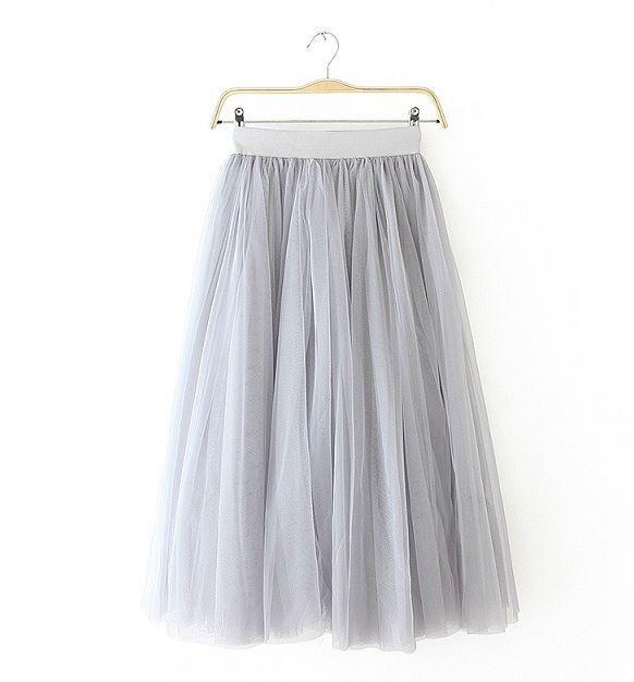 [Mã WASEPRN hoàn 20% xu đơn 99k] Chân váy tutu công chúa hình thật kèm clip
