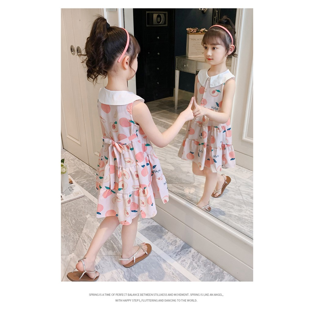 Đầm cho bé 10 tuổi (3 - 12 tuổi)️ váy bé gái 7 tuổi️ thời trang bé gái 9  tuổi váy cho bé gái size đại 25kg, 30kg 35kg giá cạnh tranh