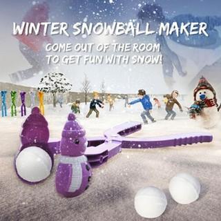 adore qualified Snowman winter snowball maker outdoor sport sand snow mold clip kids toy grand