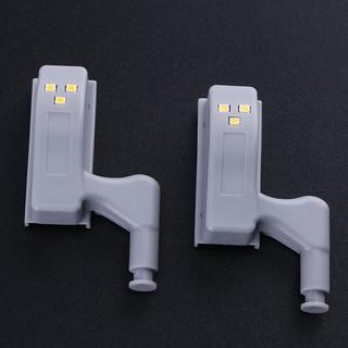 [SALE] Đèn led gắn bản lề tủ – sáng khi mở cửa (kèm pin)