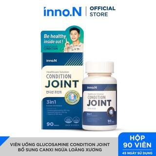Viên uống Glucosamine Condition Joint hỗ trợ tăng cường chức năng xương khớp-Hộp 90 Viên