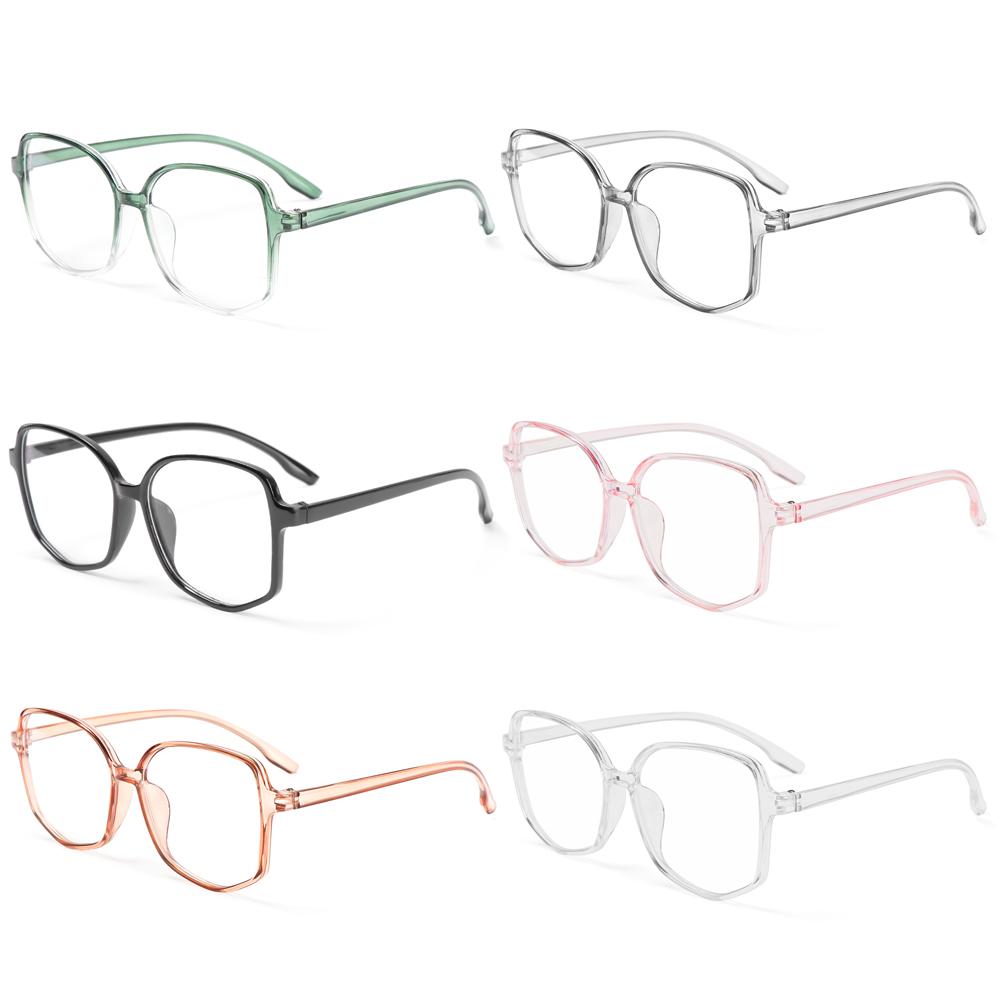 PATH Unisex Computer Goggles Vision Care Eyewear Blue Light Blocking Glasses Ultralight Flexible Fashion Radiation Protection Eyeglasses