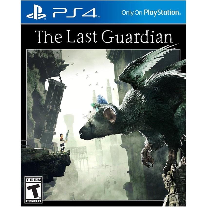 Đĩa game PS4 :The Last Guardian (US)