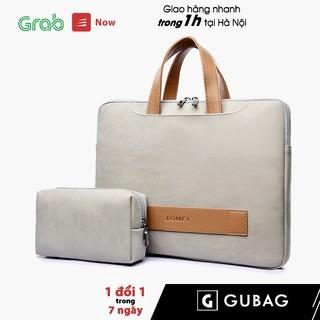 Túi xách nữ công sở thời trang da mềm, có túi nhỏ phụ kiện laptop, chống nước, chống xước, các ngăn tiện dụng