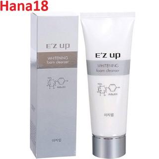 Sữa Rửa Mặt Làm Sáng Da 110g E zup Whitening Foam Cleanser Hana18 cung cấp hàng 100% chính hãng CHUANHOT thumbnail