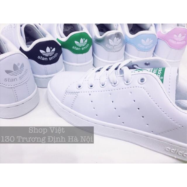 Giày Stan Smith size nữ 36-39 đủ màu