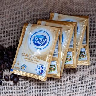 Sữa đặc Dutch Lady – Sữa đặc Cô Gái Hà Lan gói 40g