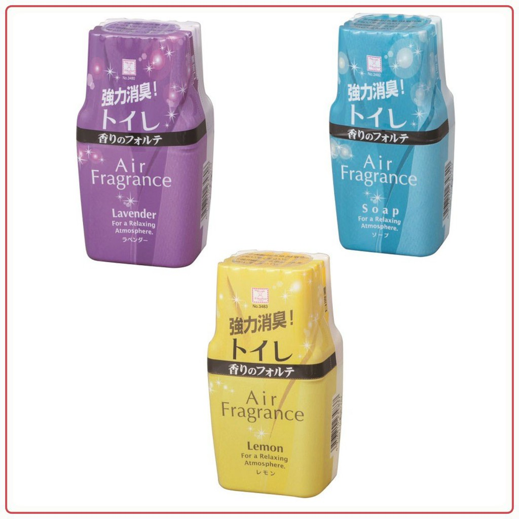 Hộp khử mùi làm thơm nhà vệ sinh Air Fragrance hương bạc hà 200ml (Thủy  Japan) | Shopee Việt Nam