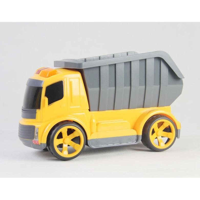 Xe mô hình công trường cho bé yêu