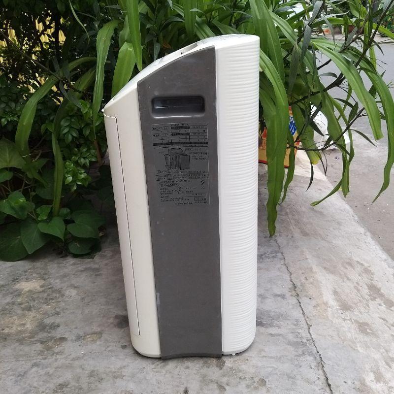máy lọc không khí, bù ẩm, diệt khuẩn, tạo ion Sharp kc-c100 cho phòng 30m2
