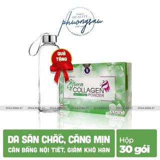[ Chính Hãng] - Diệp Lục Collagen Green Collagen Powder thumbnail