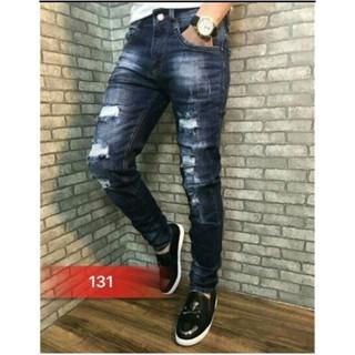 Quần jeans nam ống bó cực chất
