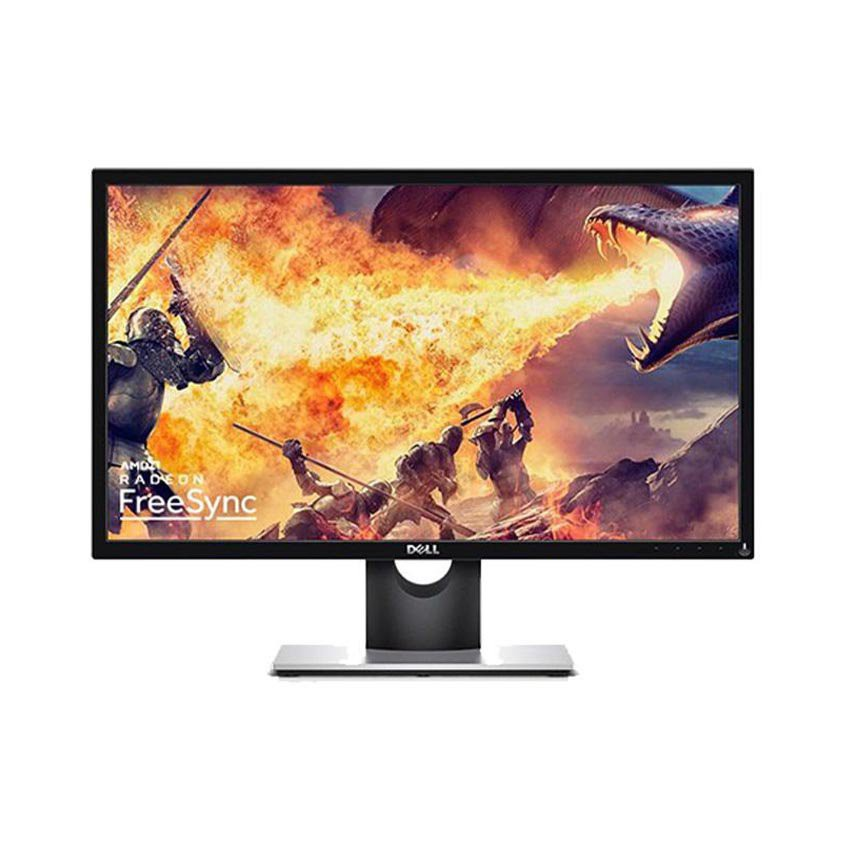 Màn hình Dell SE2417HGX 23,6 inch (1920 x 1080/TN/75Hz/5 ms/FreeSync) - Hàng Chính Hãng