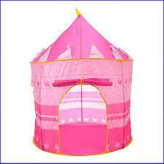 (Hot Hot) Lều công chúa hoàng tử màu dễ thương