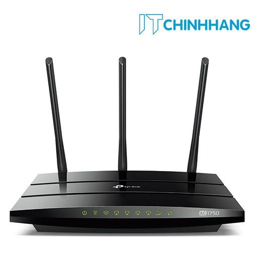 Bộ Phát Wifi TP-Link Chuẩn AC1750 Archer C7 -HÃNG PHÂN PHỐI CHÍNH THỨC