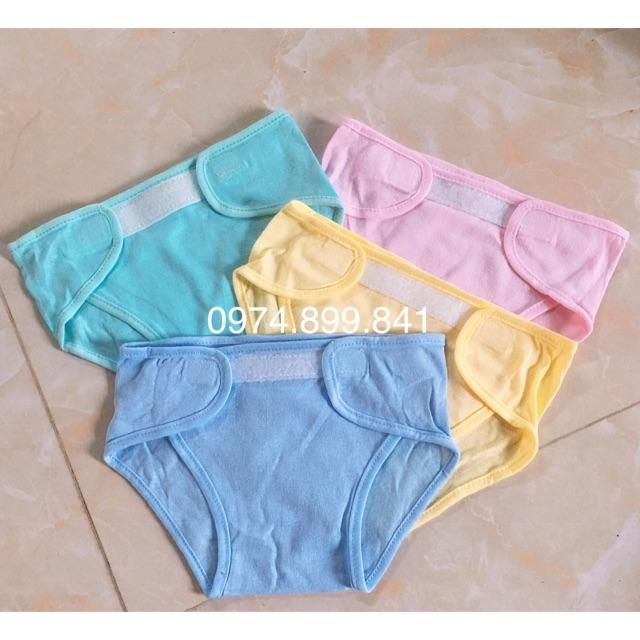 Set 5 chiếc quần đóng bỉm Minh Hoàng 100% chất cotton ( hàng loại 1)