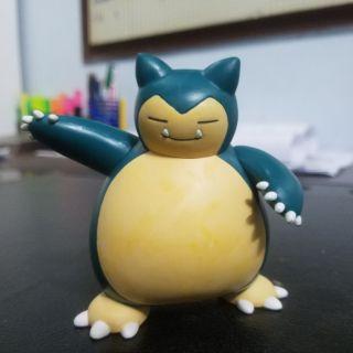 Mô hình pokemon_Tomy Hyper Snorlax