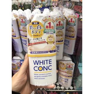Sữa tắm white conc 360 ml thumbnail